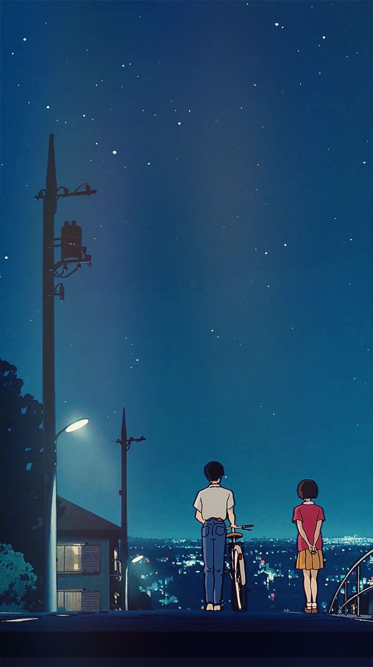 Photo of Whisper of the Heart Phone Backgrounds for fans