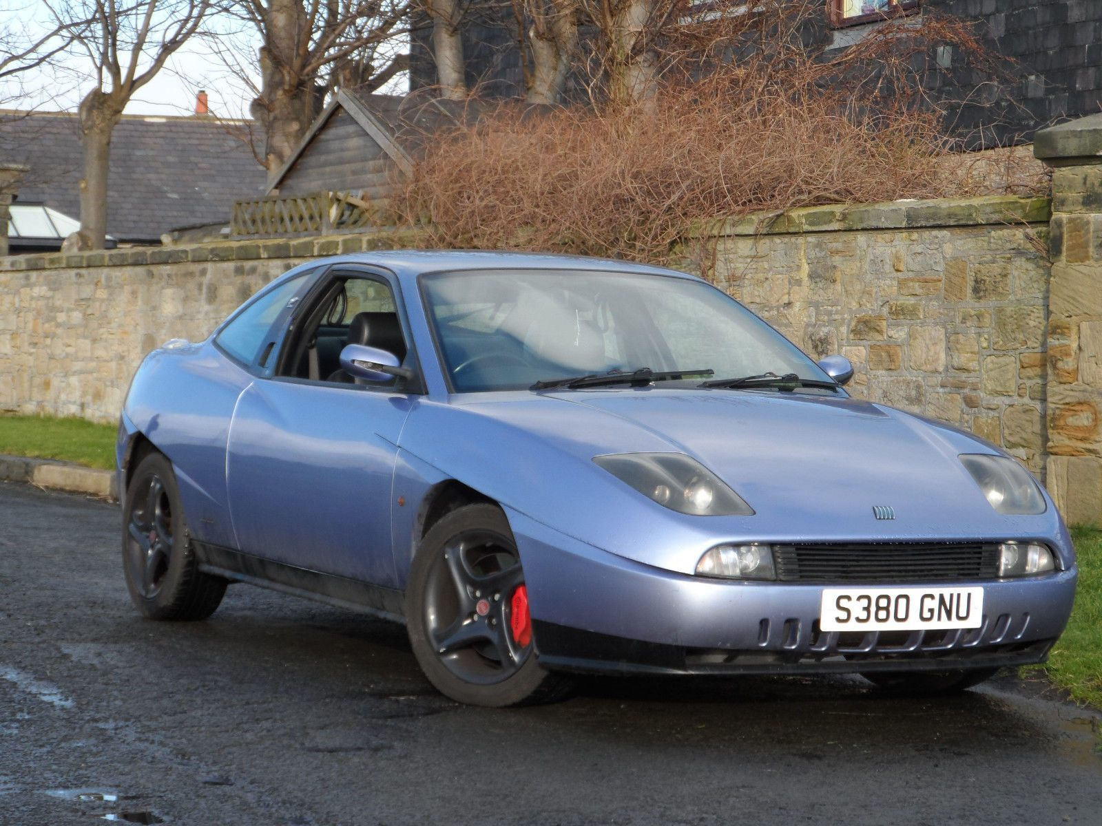 Check Out This Classic Turbo 1998 Fiat Coupe 20v Turbo 20vt Portofino Blue Fiat Coupe Fiat Coupe