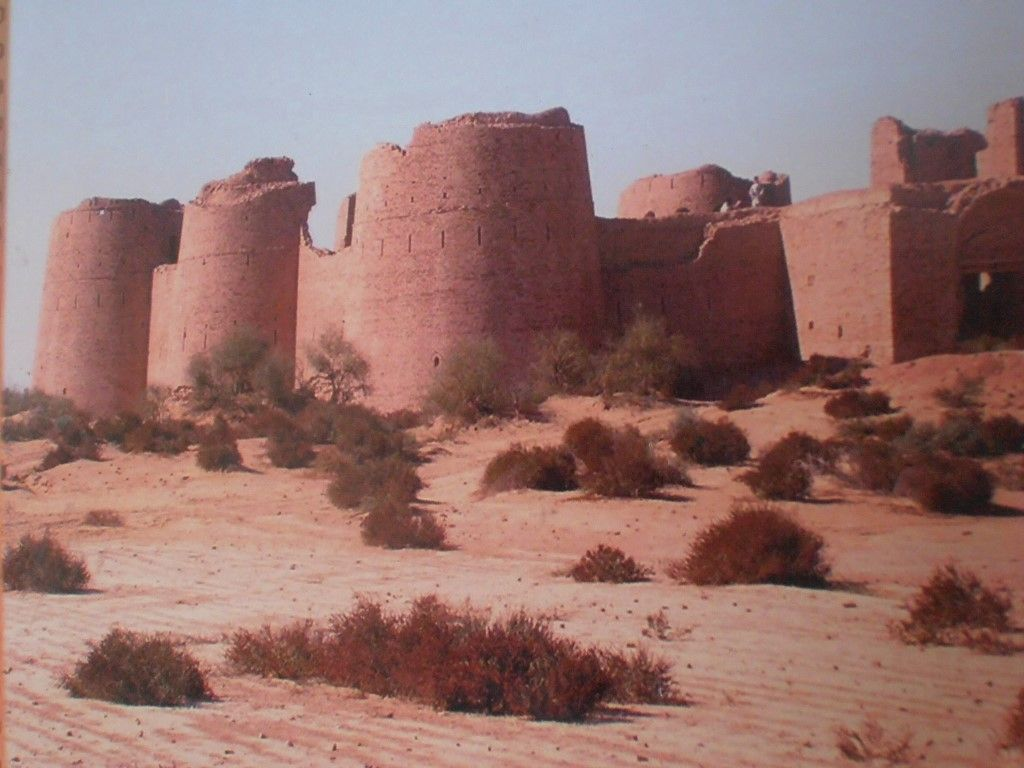 Mir Garh Fort A Monument From Centuries Saima Online With