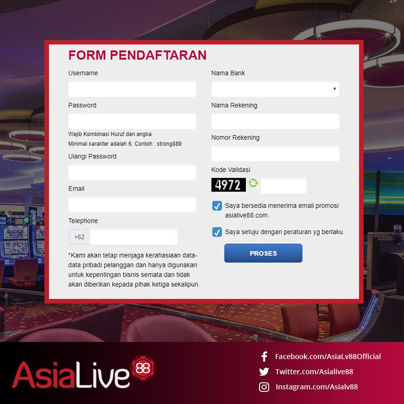 Asialive88 Lupa Password - Red Books