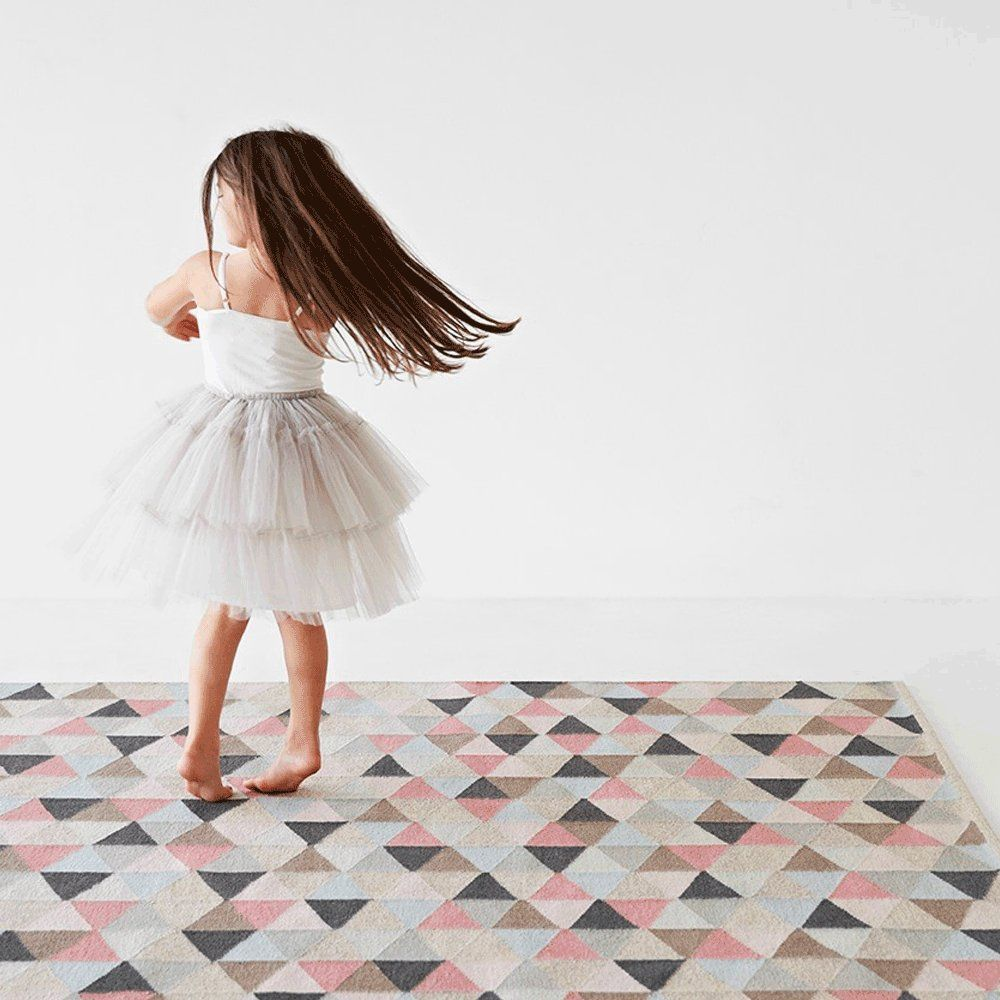 Circus Ballerina Rug from Armadillo and Co Urban Couture