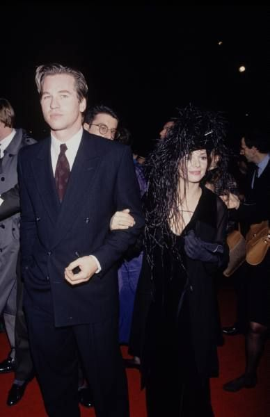 val kilmer and joanne whalley | Title: joanne whalley and val ...