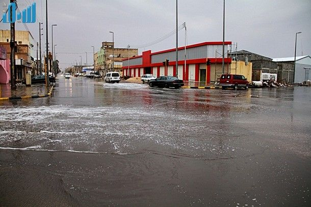 بالصور هطول أمطار غزيرة على رفحاء وضواحيها شبكة سما الزلفي Canal Structures