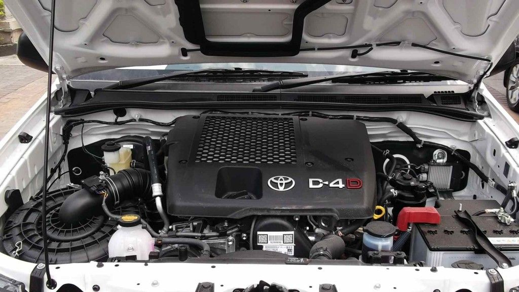 Toyota's legendary D4D engine is one of the best engine and