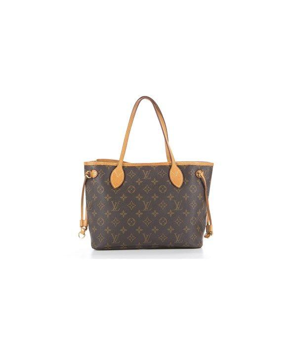 Pre Owned Louis Vuitton Monogram Canvas Neverfull Pm Bag Louis Vuitton Neverfull Pm Louis Vuitton Pre Owned Louis Vuitton