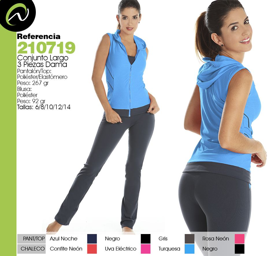 fa109cedfe Somos fabricantes y distribuidores de ropa deportiva femenina al por mayor.  Encuentre aqui el mejor catalogo de ropa deportiva para venta al por mayor
