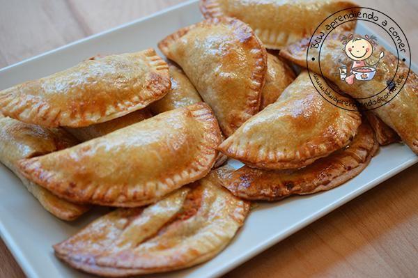 Obleas Blw O Masa De Empanadillas Blw Blw Aprendiendo A Comer Masa De Empanada Alimentos Para Bebes Recetas Para Bebes