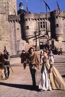 """Scene from the movie, """"Ever After""""."""
