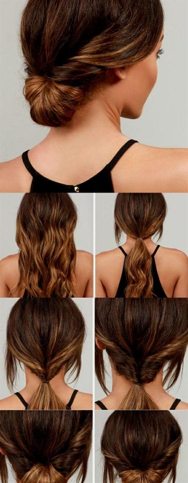 Frisuren Frauen Zum Nachmachen – Bob #Frisuren Zum Selber Machen