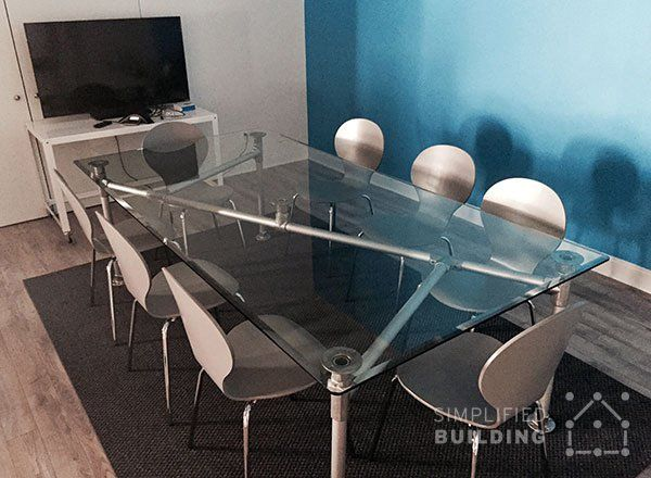 Beau Modern Conference Table