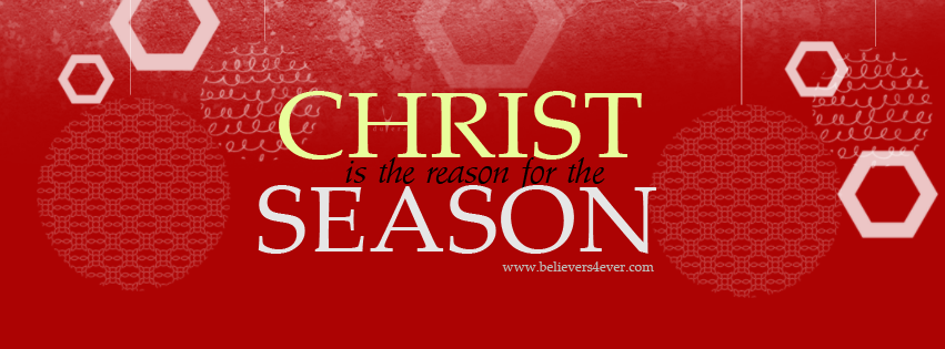 Wonderful Reason For The Season. Christmas CoverChristmas Facebook CoverChristian ...