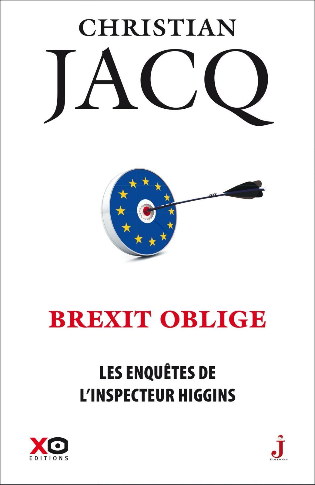 EXTRAIT // Les enquêtes de l'inspecteur Higgins T26 : Brexit oblige - Christian Jacq