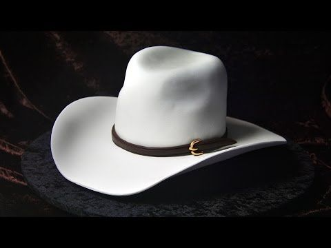 63beead1636 3D Cowboy Hat Cake Tutorial - Sample - YouTube