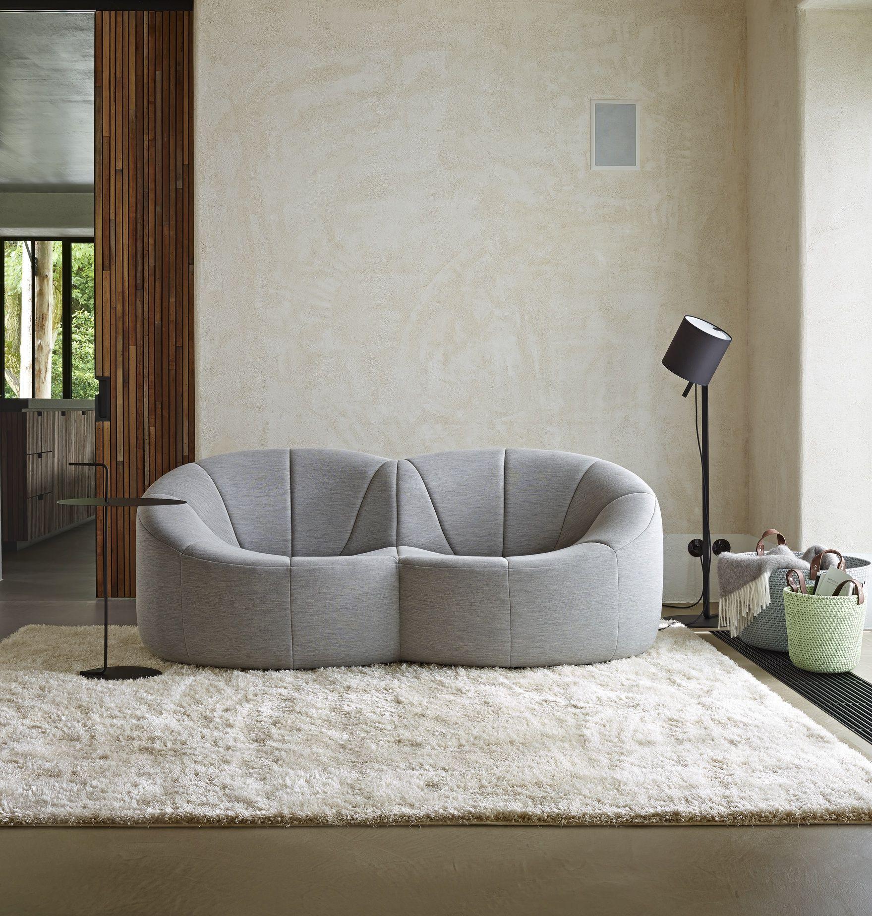 pumpkin, sofas designer : pierre paulin | ligne roset | sofas and
