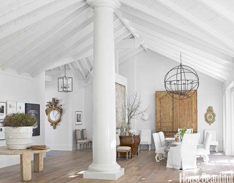 15 Ways To Decorate With Winter White White Room Decor White