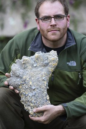 Tv Crew Claims Yeti Footprint Find Expedition Unknown
