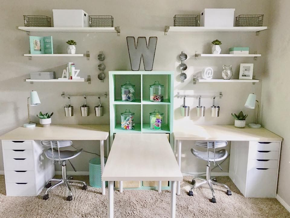 Home Office Craft Room Homework Space Homework Space Kids