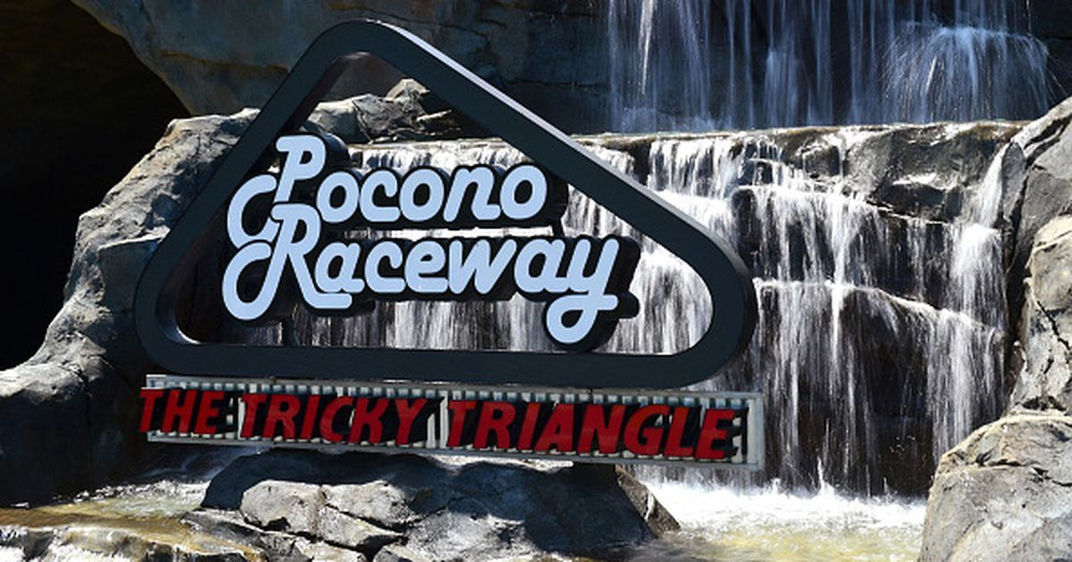 The complete Monster Energy NASCAR Cup Series entry list is out for this Sunday's Pocono 400 at Pocono Raceway (1:30 p.m. ET on FS1). It's a 2.5-mle layout that isn't called the Tricky Triangle for nothing, as drivers must negotiate three turns that are completely...