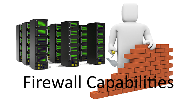 Firewall Capabilities (With images) solutions