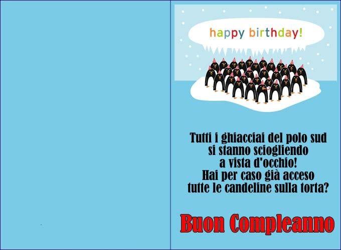 Top Biglietti Auguri Compleanno Umoristici | Monroeknows TG98