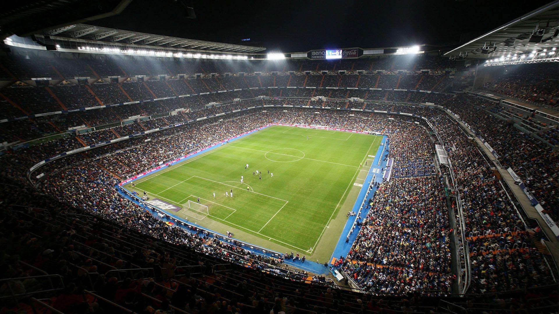 Santiago bernabeu real madrid stadium wallpaper stuff to for Puerta 6 santiago bernabeu