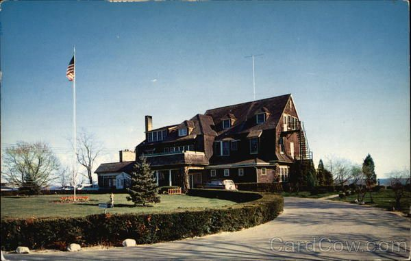 Bill Hahn S Hotel In Westbrook Ct Where My Family Spent Many Holidays Vacations