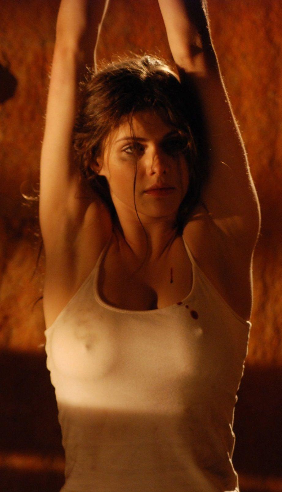 True detective topless scene