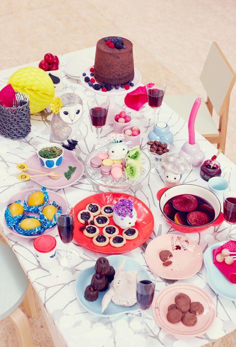 Atsumaru Okuru Ureshii さぁ、みんなでこどもパーティをしよう | MilK ミルクジャポン