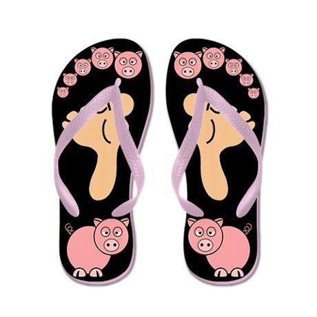 Piggy Flip-Flops