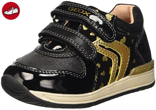 DONNA HOPE D24A4L04341C9999, Damen Fashion Sneakers, Schwarz (BLACK C9999), EU 37 Geox