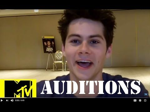 Teen Wolf (Auditions) | Cast Talks On Auditions | MTV - YouTube