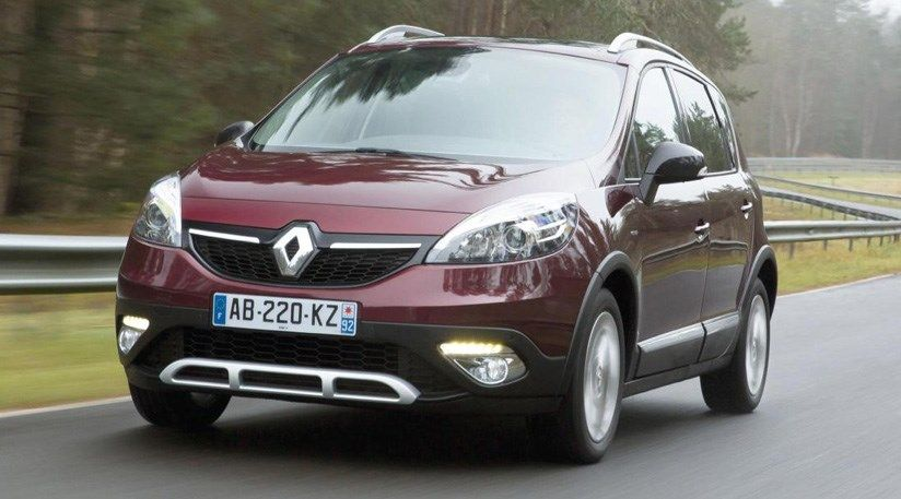 Pin By Matt Larkin On Family Car New Renault Cars Car