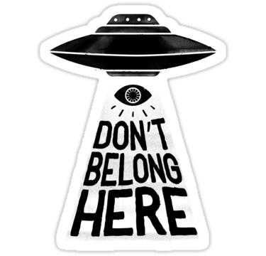 Pin On Alien Art Decor