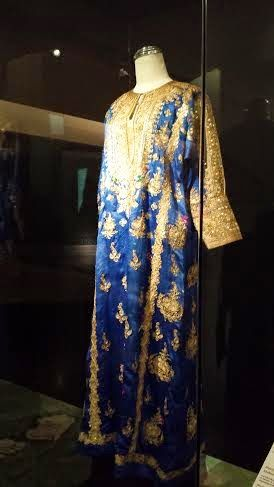 Under Dress Worn Below The Thobe Nashil African Print Fashion Dresses Traditional Fashion Traditional Outfits