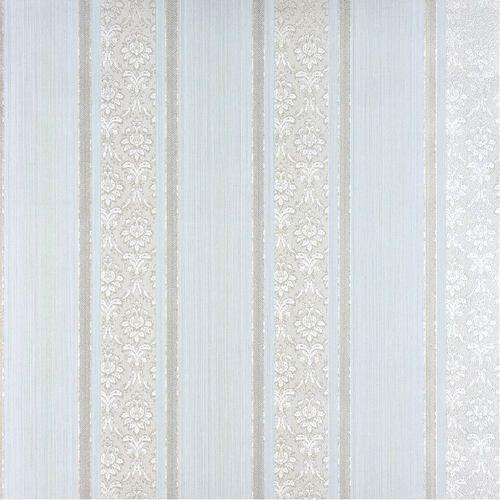 47114c38e Brewster 2811-JY10901 Advantage Abigal Lavender Stripe Wallpaper Lavender
