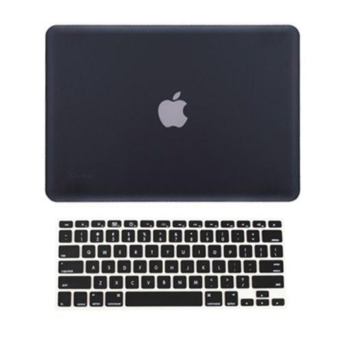 2 In 1 Rubberized Black Hard Case For Macbook Pro 15 A1286 With Keyboard Cover With Keyboard Co Macbook Pro Cover Keyboard Cover Macbook Pro Keyboard Cover