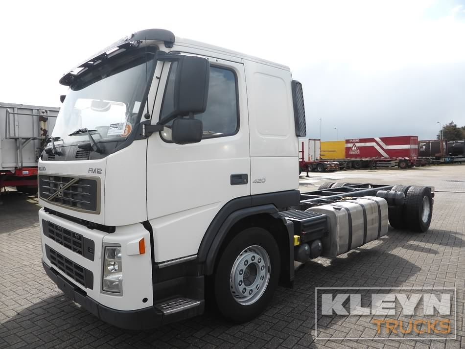 For Sale Used And Second Hand Truck Volvo Chassis Cabin