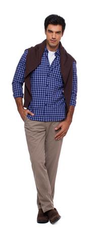 Makenji - Camisa Xadrez - R$ 179,90