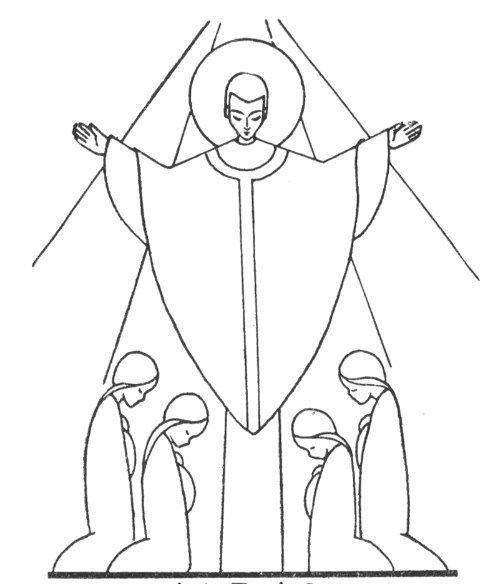 Pin De Mart Bedo Em Catholic Line Art Arte Catolica Ideias Para