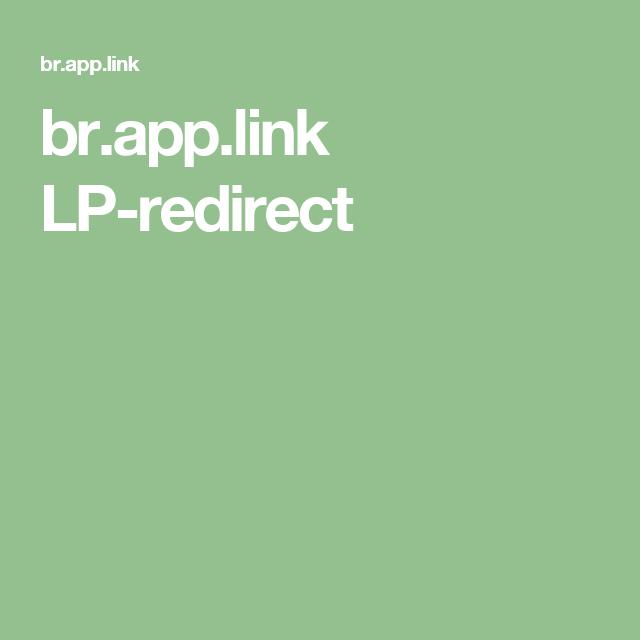 br.app.link LP-redirect