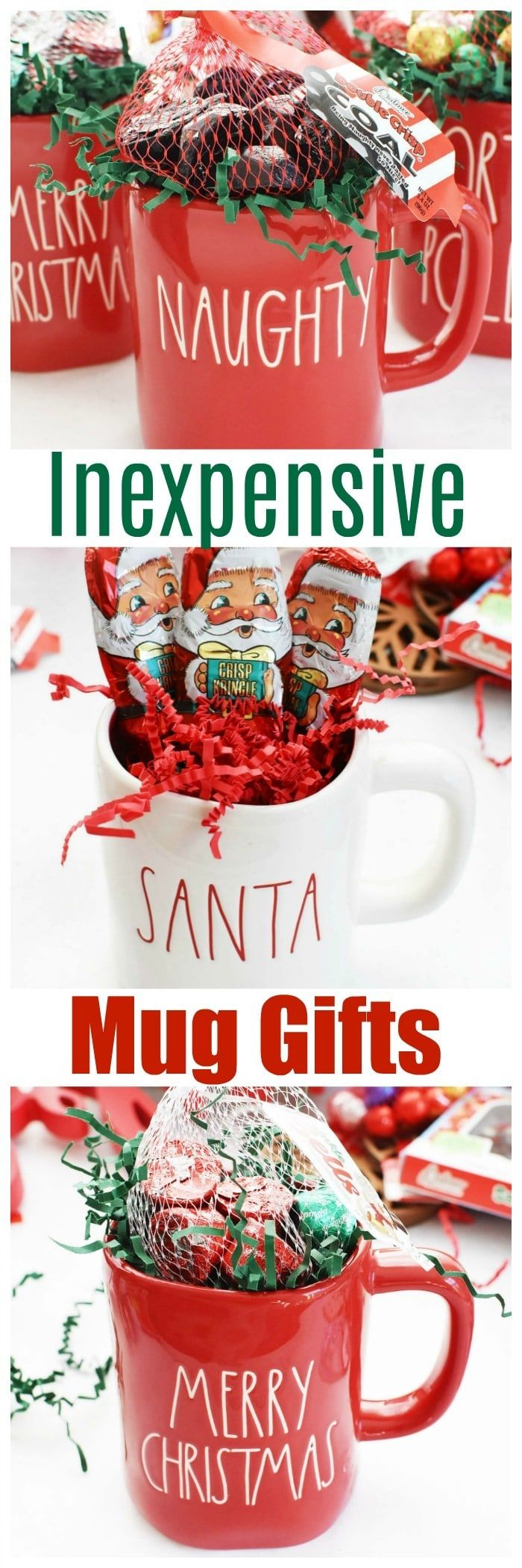 Inexpensive Mug Gift Ideas #coolmugs