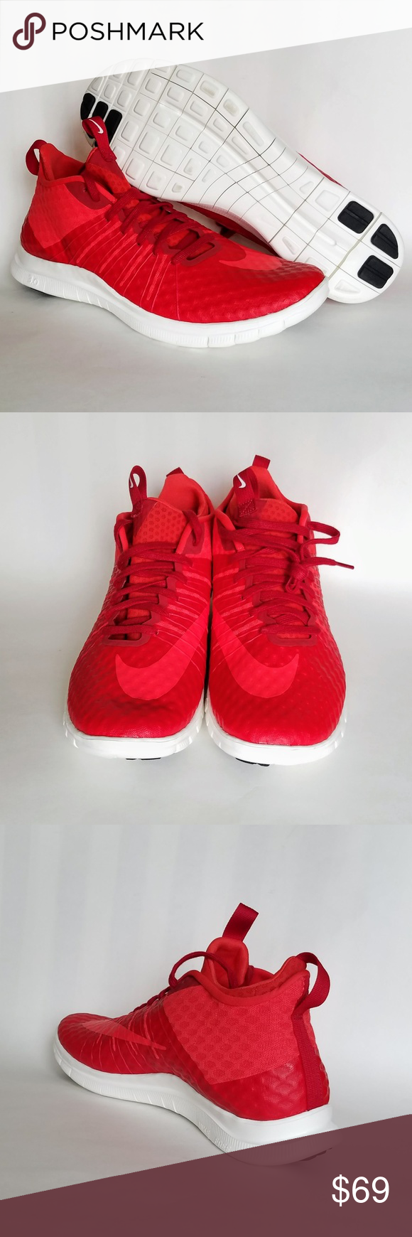 new product cd7b7 8cf65 Nike Free Hypervenom 2 FS 805890 600 Sz 11.5 Condition  New without box  Condition Rating
