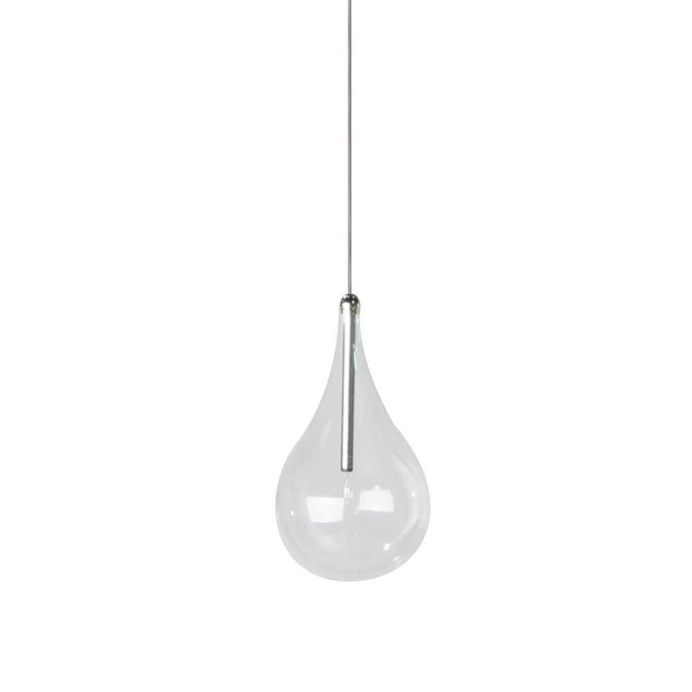 Modern Teardrop Low-Voltage Mini-Pendant Light | Mini pendant ...