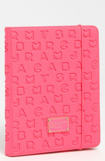 163e9bd73b MARC BY MARC JACOBS 'Dreamy Logo' iPad Case available at #Nordstrom ...
