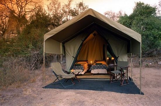 Tent c&ing & http://www.TravelPod.com - Luxury Safari Tents by TravelPod member ...