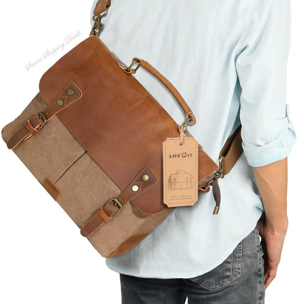 Laptop Messenger Bags For College Students