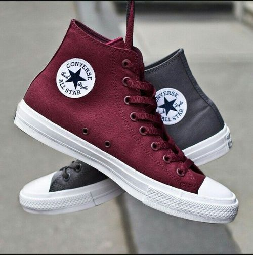 women's nike shoes maroon colored converse 918669