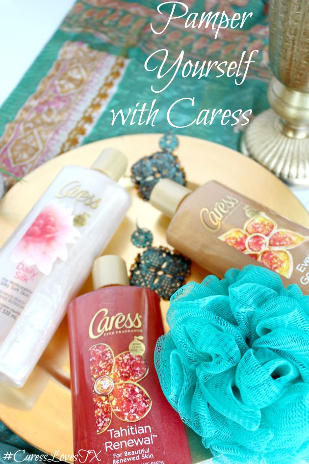 It's so fun to pamper yourself with a new body wash, and Caress has *NEW* packaging that you'll love  SAVE $1 at H-E-B ----> http://lbx.la/GjaH  http://freebies4mom.com/lovecaress/ AD CaressLovesTX