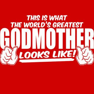 This Is What The World\'s Greatest GodMother Looks Like T ...