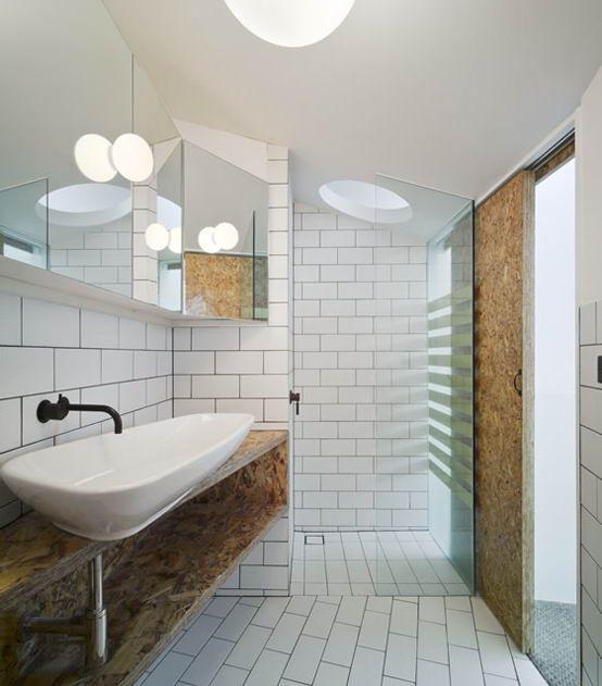 Tendance OSB Plywood, Outdoor baths and Interiors